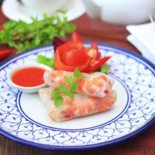 Vietnamese Spring Roll by Chef Erik Kusnadi
