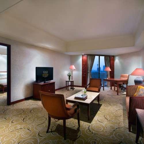Jr. Suite - Lagoon Suite