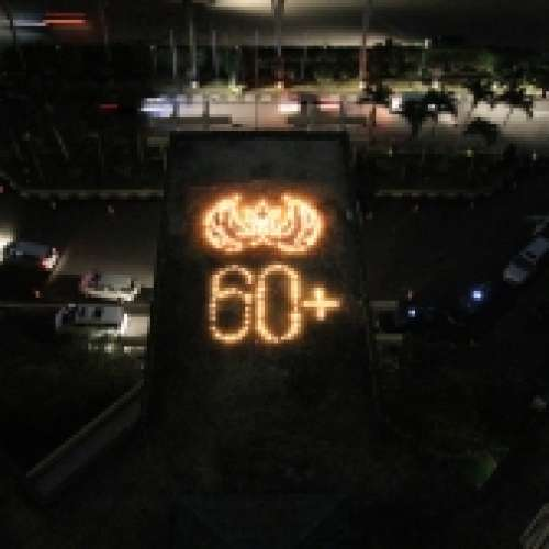 Earth Hour at The Sultan Hotel & Residence Jakarta