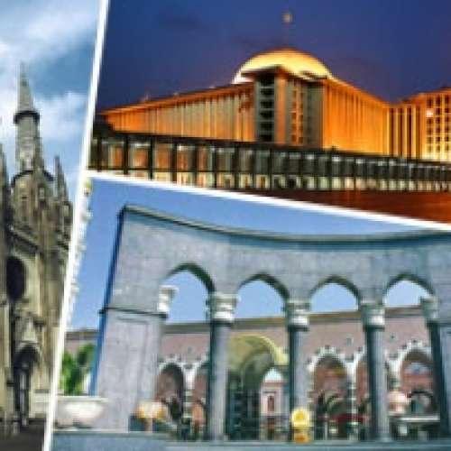 Spiritual Destination in Jakarta